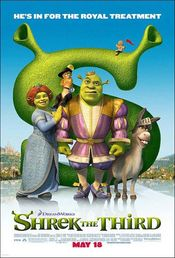 Poster Shrek the Third