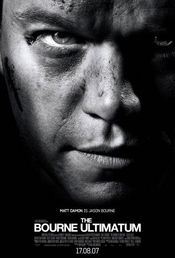 Poster The Bourne Ultimatum