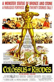 Poster Il Colosso di Rodi