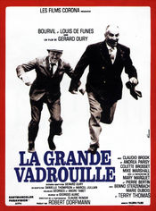 Poster La grande vadrouille