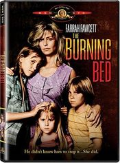 Poster The Burning Bed