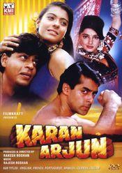 Poster Karan Arjun
