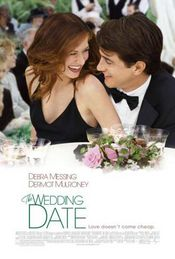 Poster The Wedding Date