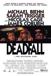 Poster Deadfall