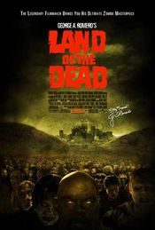Poster George A. Romero's Land of the Dead