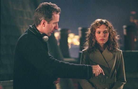 Natalie Portman în V for Vendetta