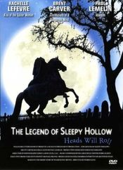 Poster The Legend of Sleepy Hollow