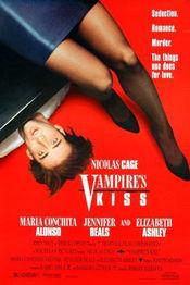 Poster Vampire's Kiss
