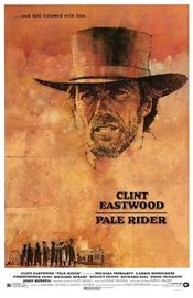 Poster Pale Rider