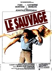 Poster Le Sauvage