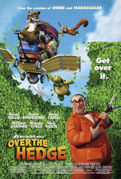 Poster Over the Hedge
