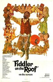 Poster Fiddler on the Roof