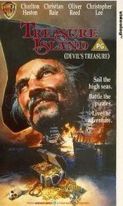 Poster Treasure Island