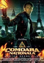National Treasure 2: Book of Secrets - Comoara Naţională: Cartea Secretelor (2007) online subtitrat
