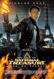 Poster National Treasure 2: Book of Secrets