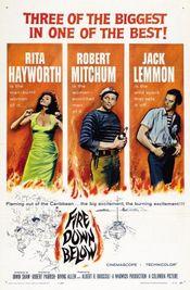 Poster Fire Down Below