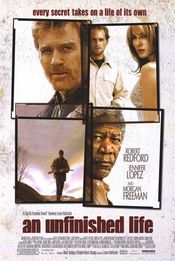 Poster An Unfinished Life