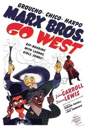 Poster Go West