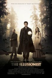 Poster The Illusionist