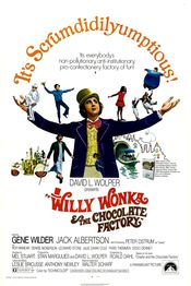 Poster Willy Wonka and the Chocolate Factory