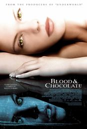Poster Blood and Chocolate