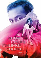 Poster Chori Chori Chupke Chupke