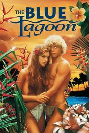 Poster The Blue Lagoon