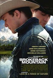 Poster Brokeback Mountain