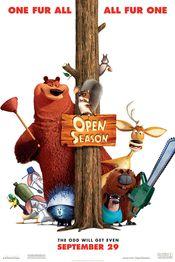 Poster Open Season