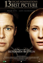 Poster The Curious Case of Benjamin Button