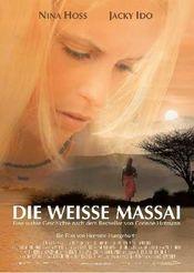 Poster Die Weisse Massai