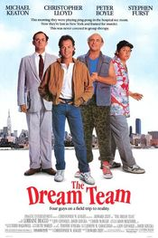 Poster The Dream Team