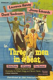 Poster Three Men in a Boat