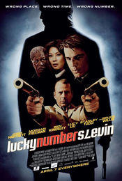 Poster Lucky Number Slevin