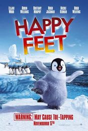 Poster Happy Feet