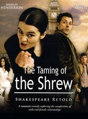 Poster The Taming of the Shrew
