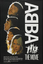 Poster ABBA: The Movie