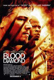Poster Blood Diamond