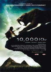 Poster 10,000 BC