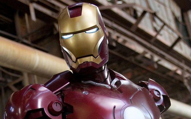 Film - Iron Man - Omul de oțel