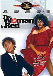 Poster The Woman in Red