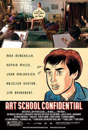 Poster Art School Confidential
