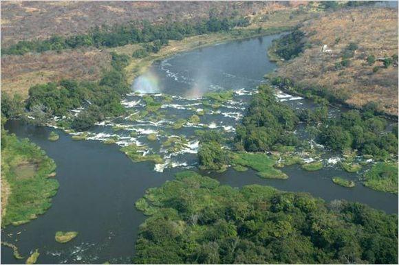 Congo river, au-dela des tenebres
