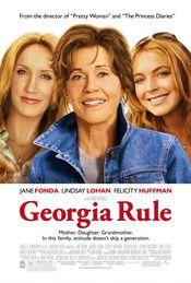 Poster Georgia Rule