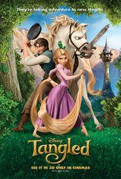 Poster Tangled
