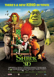 Poster Shrek Forever After