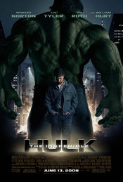 Poster The Incredible Hulk