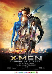 X-Men: Days of Future Past (2014) (Versiune CAM)