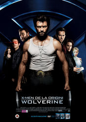 Poster X-Men Origins: Wolverine