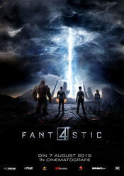 The Fantastic Four (2015) Fantastic 4 Online Subtitrat HD